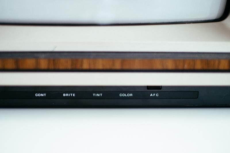 Closeup of Dials
