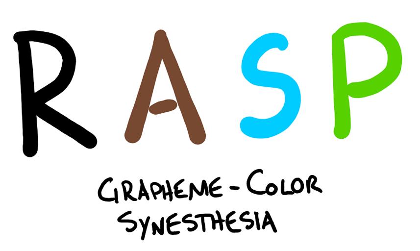 Exhibit: Grapheme-Color Synesthesia