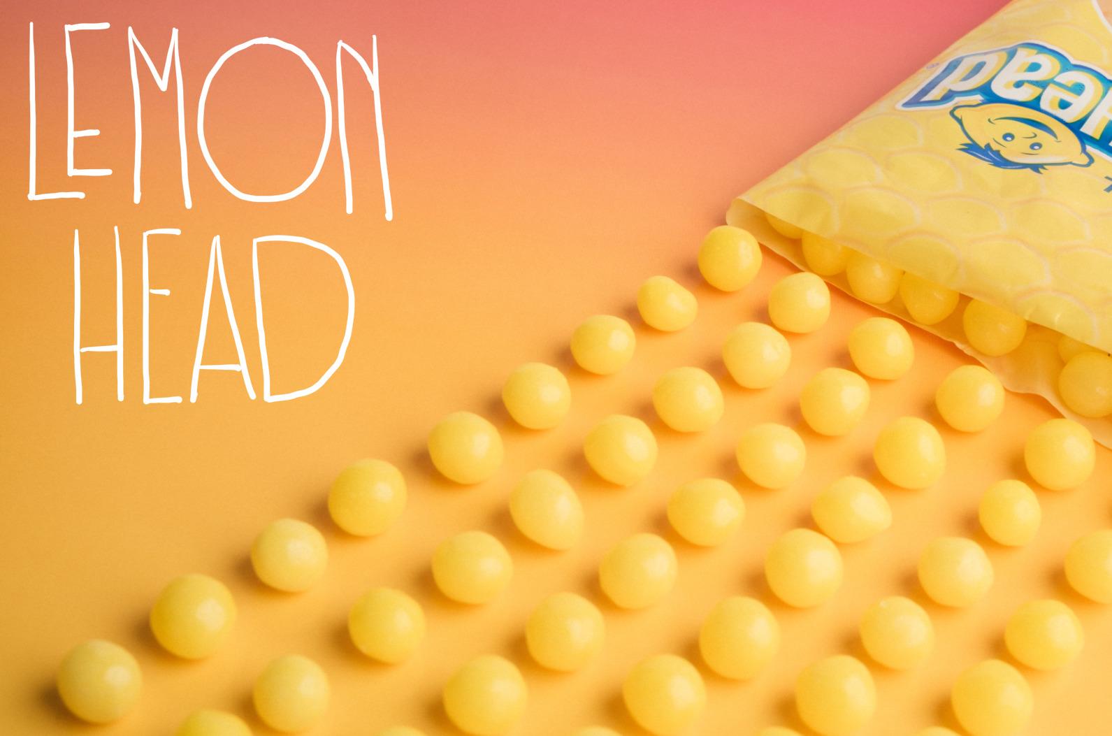 Lemonhead Picture